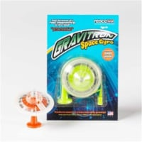 Tedco Toys 00018 Gravitron Space Gyroscope Peggable Card