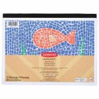 Derwent Lakeland Book of Colors Construction Paper - 48 Pack