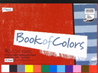 Mead® Book of Colors Construction Paper - 48 pc