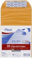 Mead® Self-Adhesive Envelopes - 30 pk