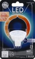 GE 7-Watt (50-Watt) MR16 Indoor Floodlight LED Light Bulb - 1 ct