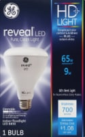 GE 9-Watt (65-Watt) Medium Base BR30 LED Indoor Floodlight Light Bulb - 1 ct