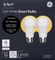GE 9.5-Watt A19 LED Smart Bulbs