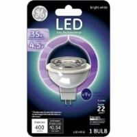 GE 4.5-Watt (35-Watt) MR16 LED Light Bulb - 1 ct