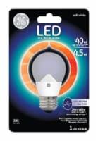 GE 4.5-Watt (40-Watt) A15 Ceiling Fan LED Light Bulb - 1 ct