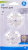 GE LED Jewel Night Light - Clear