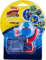Jasco Mickey and The Roadster Racers LED Night Light