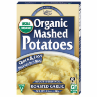 Edward & Sons Organic Roasted Garlic Mashed Potatoes