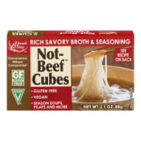 Edward & Sons Not-Beef Cubes