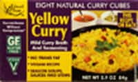 Edward & Sons Yellow Curry Natural Bouillon Cubes