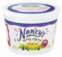 Nancy's Plain Whole Milk Honey Yogurt