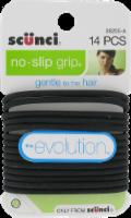 Scunci No-Slip Grip Hair Ties