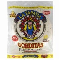 La Tapatia Gorditas Flour Tortillas