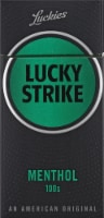 Lucky Strike Menthol 100s Cigarettes - 20 ct