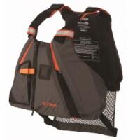 Onyx 122200-200-060-14 Onyx Movevent Dynamic Vest-Orange XL 2XL - 1