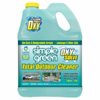 Simple Green Oxy Solve Pressure Washer Concentrate Total Outdoor Cleaner