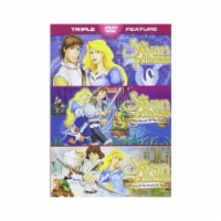 The Swan Princess Trilogy (DVD)