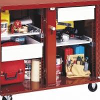 Crescent Jobox Jobsite Cabinet,40 5/8 in,Brown  677990 - 1