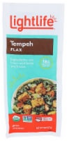 Lightlife Organic Flax Tempeh