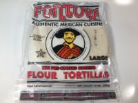 Fontova Large Pre-cooked Burrito Flour Tortillas 10 Count - 13 oz