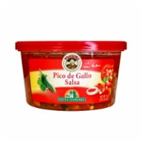 Fontova Medium Pico de Gallo Salsa - 14 oz