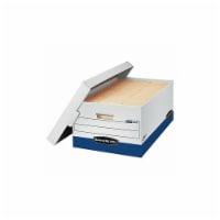 Bankers Box Box,Presto 10x15x24,Wht 0063201 - 1