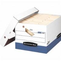 Bankers Box Box,Stor,Ltr/Lgl,Prsto,12 0063601 - 1