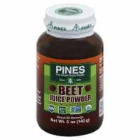 Pines Beet Juice Powder - 5 oz