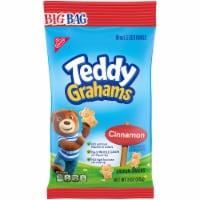 Teddy Grahams Cinnamon Graham Snacks