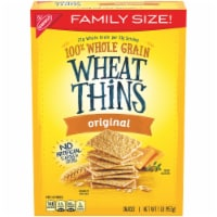 Wheat Thins Original Crackers Family Size