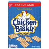 Flavor Originals Chicken in a Biskit Original Baked Snack Crackers