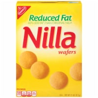 Nilla Reduced Fat Wafers Cookies