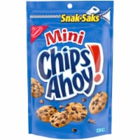 Chips Ahoy! Mini Chocolate Chip Cookies Snak-Saks
