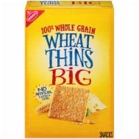 Wheat Thins Big Original Crackers - 8 oz
