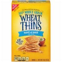 Wheat Thins Hint of Salt Low Sodium Crackers