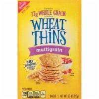 Wheat Thins Multigrain Crackers - 8.5 oz