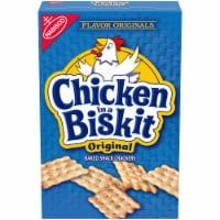 Nabisco Chicken in a Biskit Original Baked Snack Crackers