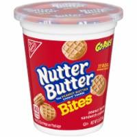 Nutter Butter Bites Peanut Butter Sandwich Cookies Go-Pak