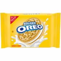 Oreo Golden Sandwich Cookies