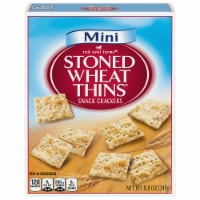 Red Oval Farms Mini Stoned Wheat Thins Crackers