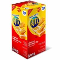 Nabisco Handi-Snacks Ritz Crackers N Cheesy Dip (0.95 Ounce, 30 Pack) - 1 unit