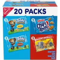 Nabisco Fun Shapes! Mini Cookies & Crackers Variety Pack