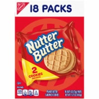 Nutter Butter Peanut Butter Sandwich Cookie Multi-Pack