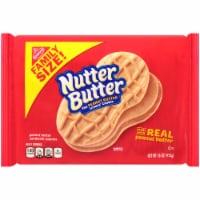 Nutter Butter Peanut Butter Sandwich Cookies Family Size