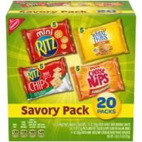 Nabisco Savory Snack Mix Variety Packs
