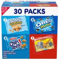 Nabisco Team Favorites Snack Pack