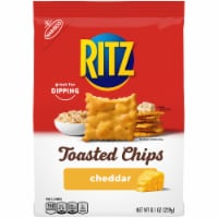 Ritz Oven-Baked Toasted Cheddar Chips