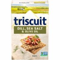Triscuit Dill Sea Salt & Olive Oil Crackers - 8.5 oz