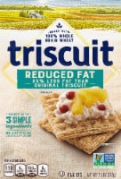 Triscuit Reduced Fat Original Crackers