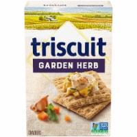 Triscuit Garden Herb Crackers - 8.5 oz